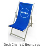Image of an Outdoor Branded Chair