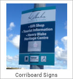 Image of a Corriboard Sign