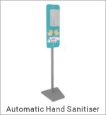 Image of an Automatic Hand Sanitiser Dispenser