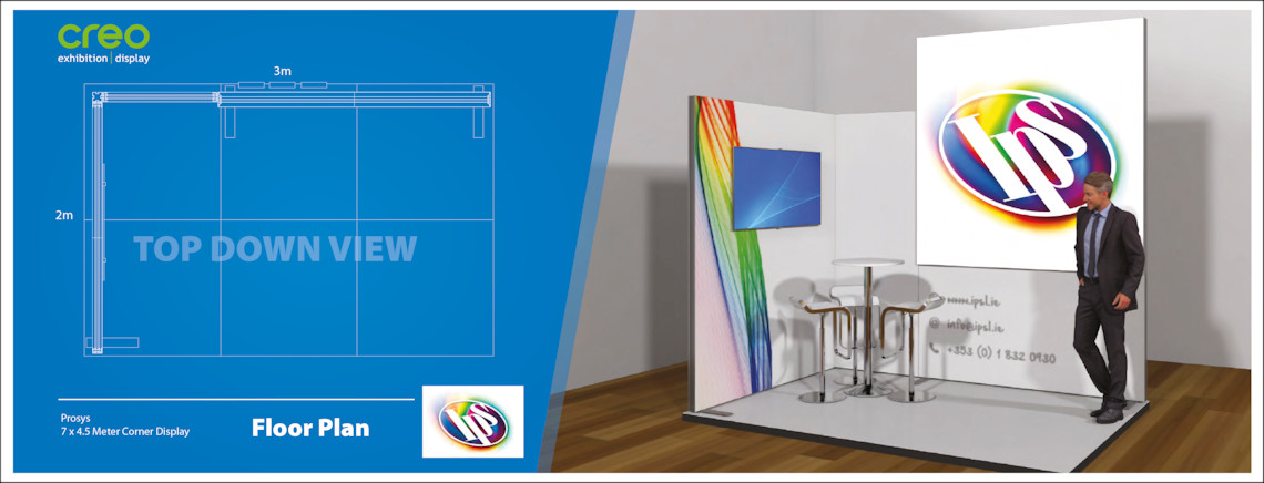 Exhibition Stand Design Northern Ireland : Exhibition design services for displays