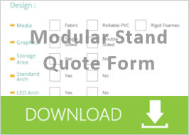 Modular Stand Quote Form