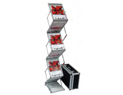 Image of a Folding Literature Display