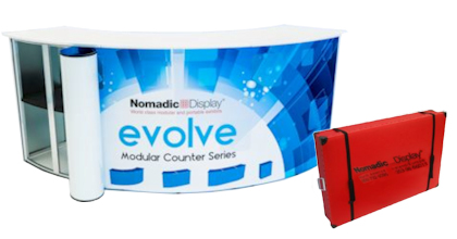 Image of an evolve Modular Counter