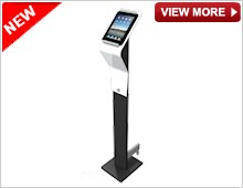 Image of iPad Kiosk