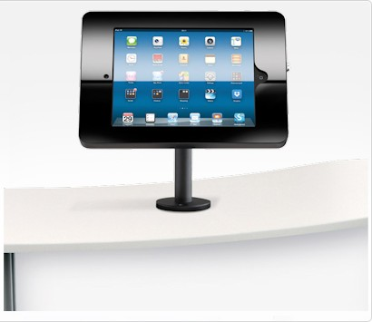Image of iPad Counter Mount Holder