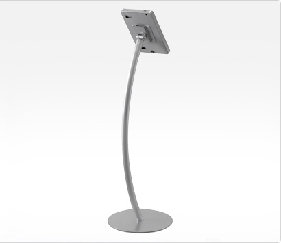 Image of iPad Curve Display Stand Back View