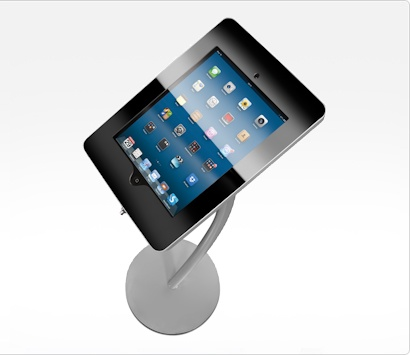 Image of iPad Curve Display Stand