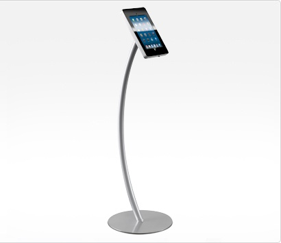 Image of iPad Curve Display Stand Front View