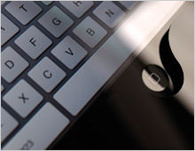 Image of an iPad Home Button Lock