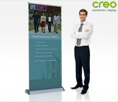 Exhibition Stand - Smart Pull Up