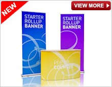 Banner Stand - Pop Up Combo Kit
