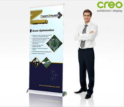 Smart Roller Banner Stand
