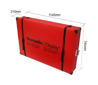 Image of Nomadic Display Flexcounter Case