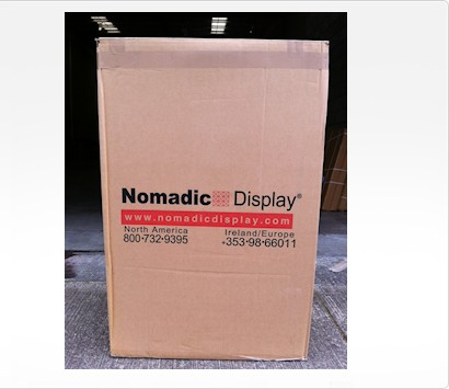 Image of Nomadic Display Shipper Carton