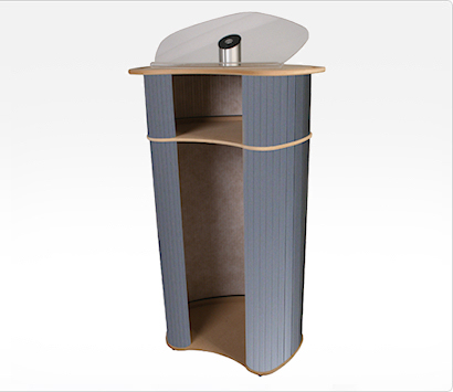 Portable Counter - Lectern Image from Creo Ireland