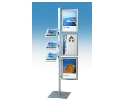 Image of a Literature Display Multistand