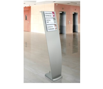 Image of a Velo Media Shark Poster Holder