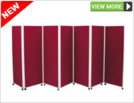 Baseline Plus Fabric Panel Screens