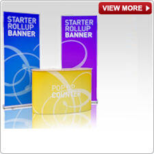 Banner Stand Combo Kits from Creo Ireland