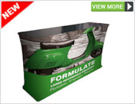 Image of Formulate Fabric Portable Counter