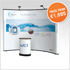 Nomadic Curved Popup C34 Stand