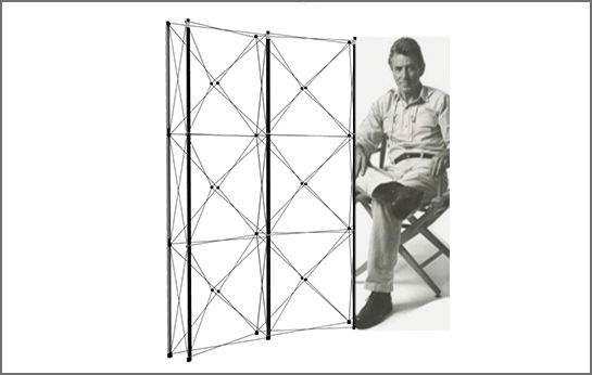 Image of Ted Zeigler - Nomadic Instand Popup Display Stands