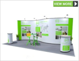 Image of Nomadic Serpentine Popup Stand