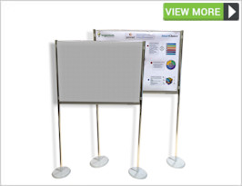 Image of a A0 Poster Display Stands