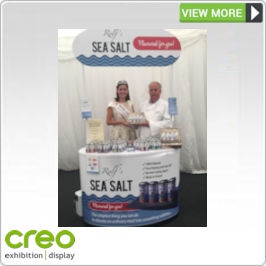 Promotional Demonstration Counters from Creo Ireland
