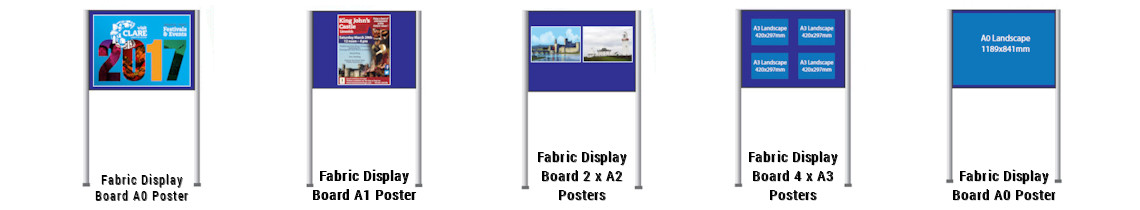 Nomadic Fabric Rental Display Stands Panel Pole And Instand Magnificent Poster Display Stands Rental