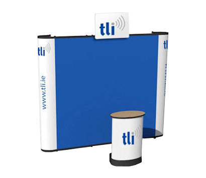 Image of an Instand Fabric P33e Rental Stand