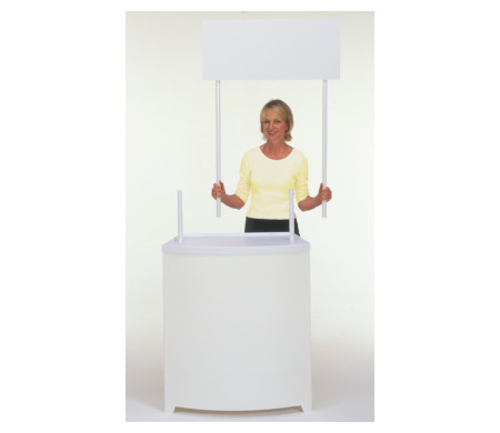 Image of Demo Promotor Display Counter