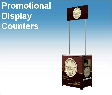 IImage of Display Retail Counter Stand