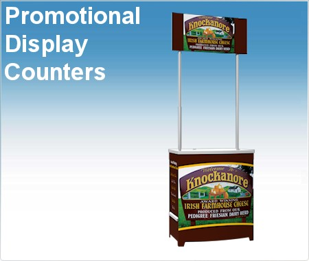 Image of Display Retail Counter Stand