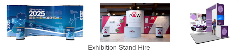 Image of Exhibition Stands for Hire