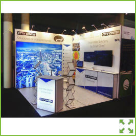 Image of Corner Envision Stand from Creo Ireland
