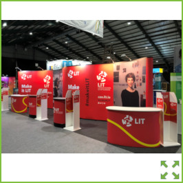Image of an LIT Stand Higher Options from Creo Ireland