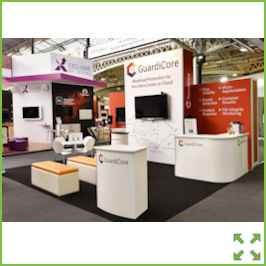 Image of an Exhibition Stand from Creo Ireland