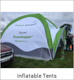 Image of an Inflatable Tent