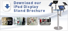 iPad Brochure Download Button