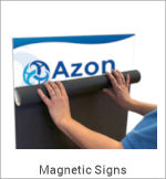 Image of a Magnetic Sign