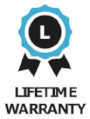Nomadic Lifetime Warranty Badge Icon