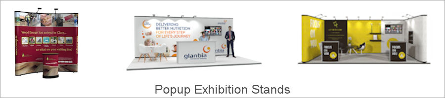Image of Nomadic Pop Up Exhibition Stands