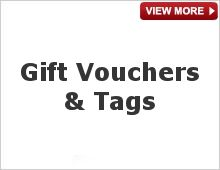 Gift Vouchers / Tags