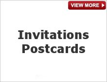 Invitations & Postcards