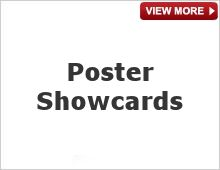 Poster Showcards
