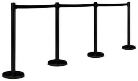 Image of a Queue Barrier