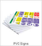 Image of PVC Signs