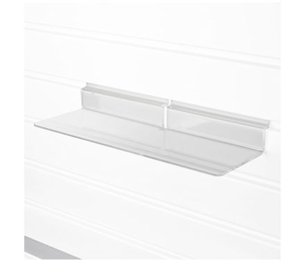 Image of a Flat Product Shelf