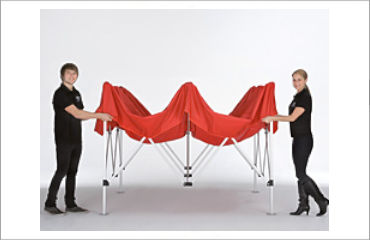 Image of Assembling a Tent
